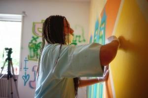 Graffiti Workshop 2014