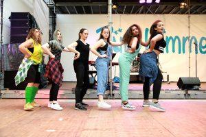 """Dance to the Beat"" ZüriFest 2016"